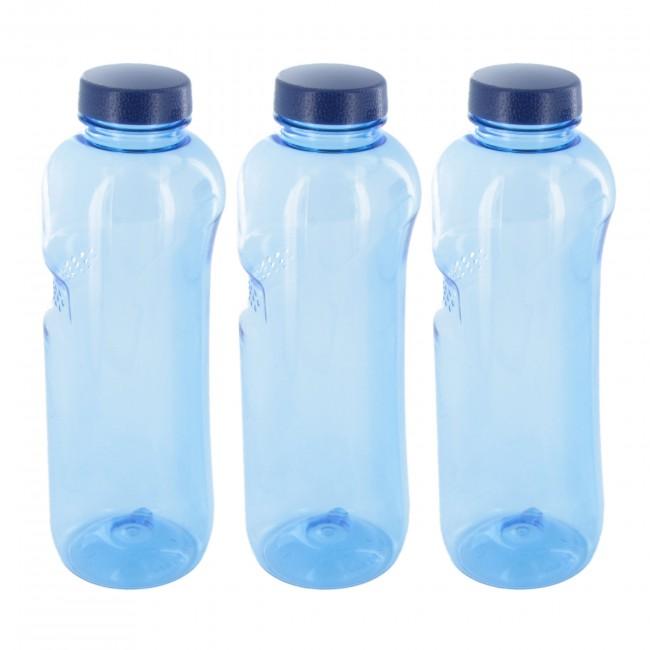 3x Kavodrink Tritan 0,5 L Trinkflasche Wasserflasche Sport Fahrrad BPA-frei
